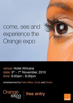 Orange Expo 2010
