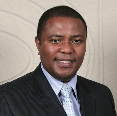 MTN Uganda CEO, Themba Khumalo