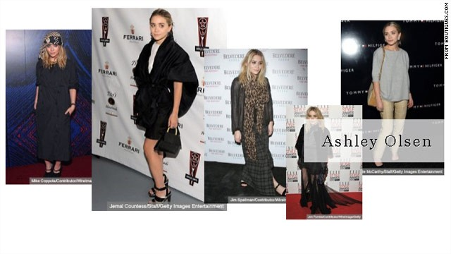 CNN reports that Google has launched Boutiques.com, a site that includes pages devoted to the styles of female celebs