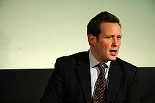 UK Minister for Culture, Communications and Creative Industries, Hon Ed Vaizey