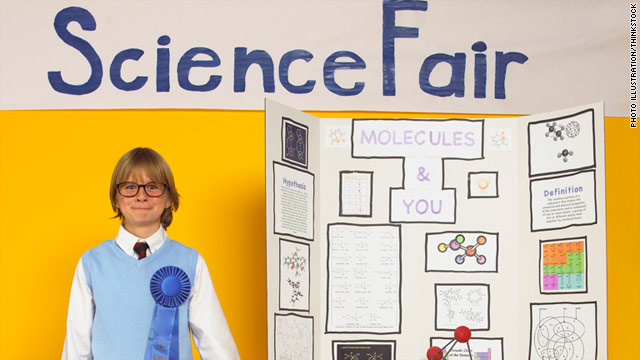 This is a far cry from your typical local science fair