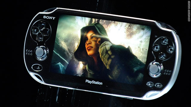 Sony's next PlayStation portable system will have a touch-screen and 3G cell access.