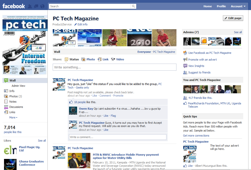 New_Facebook_pages
