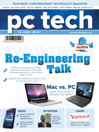 Issue 4, May 2011 Cover