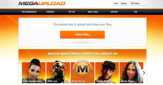 megaupload-screenshot