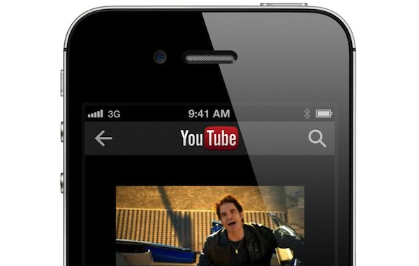iPhoneYoutube
