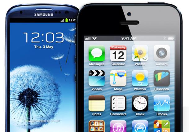 Samsung's Galaxy S3 beats Apple's iPhone in Q3 sales