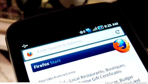 Mozilla-developed phones to launch in Europe this year