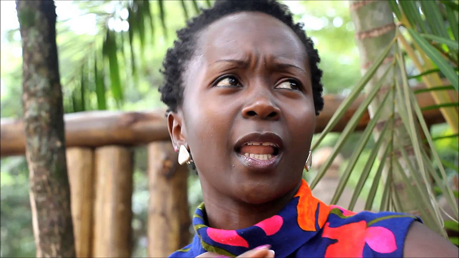 Youtube Rewards Anne Kansiime Following 100000 Subscribers