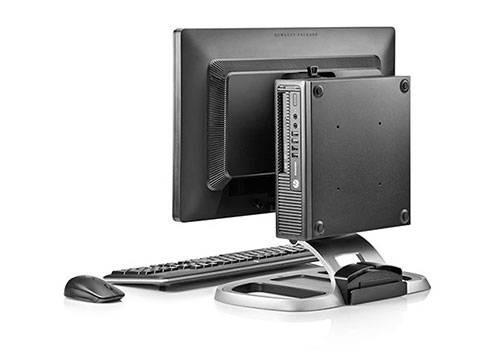 The HP EliteDesk 800