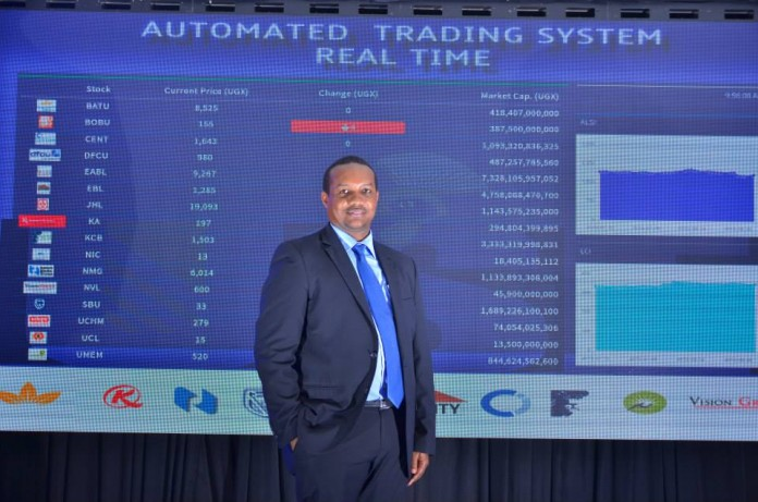 Stock exchange automated trading system