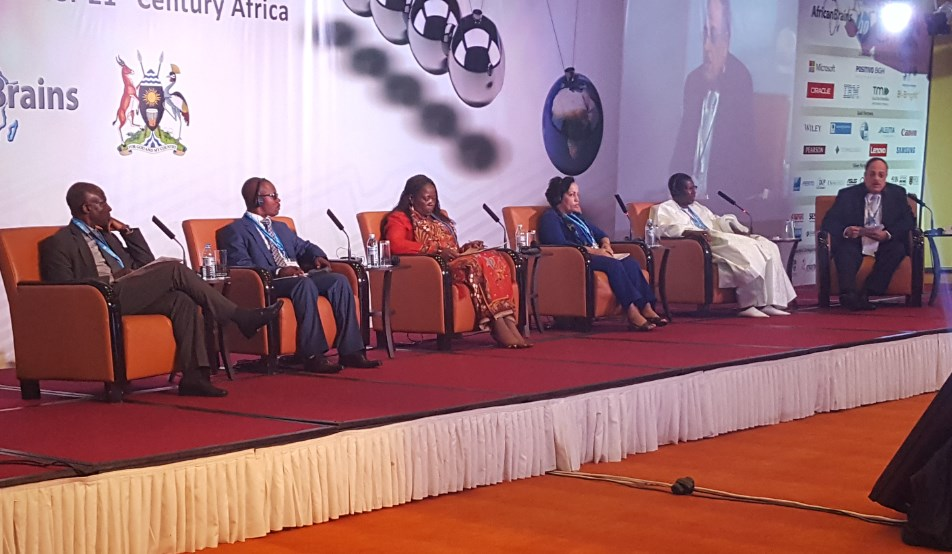One of the panels at the 2015 Innovation Africa Summit