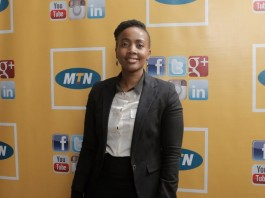 Ms Mapula Bodibe, CMO, MTN Uganda