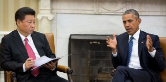 On Sept. 25, President Barack Obama said he and Chinese President Xi Jinping had agreed that neither government would knowingly support cyber theft of corporate secrets to support domestic businesses. Image credit: FreeTibet
