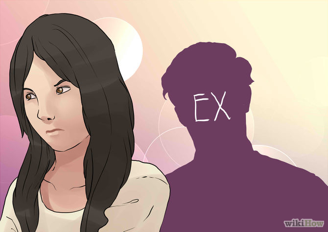 Several online tools can give you a hand in deleting your ex's digital presence from your life. Image Credit: wikiHow