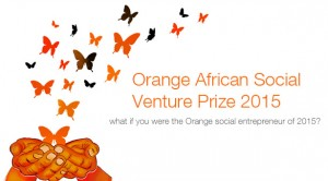 Orange African Social Venture Prize