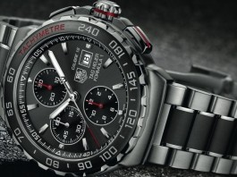"""Tag Heuer became on Monday the first Swiss watchmaker to offer a """"smartwatch"""" to customers that combines Swiss design with U.S. technology. Image Credit: Wareable"""