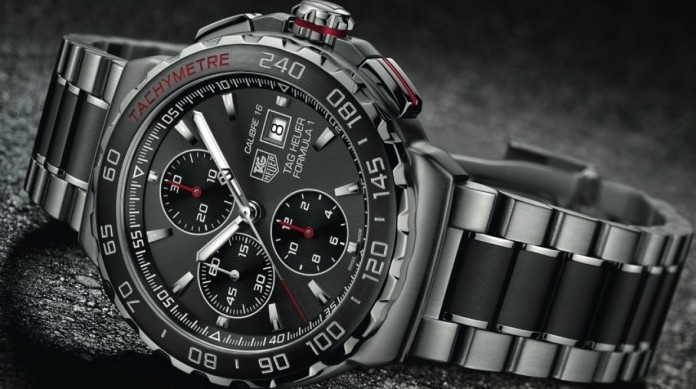 Tag Heuer became on Monday the first Swiss watchmaker to offer a