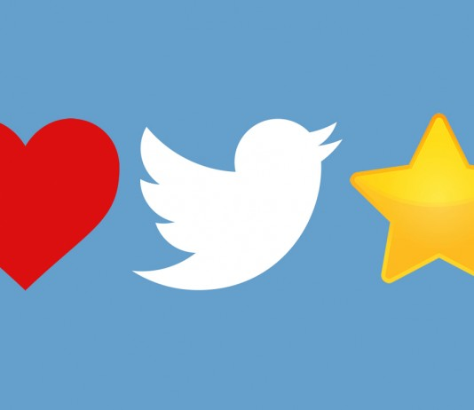 Like it or Not, changing stars to hearts might seem like one of Twitter's most controversial decisions yet. Image Credit: TheNextWeb