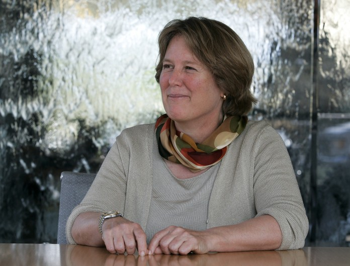 VMware cofounder Diane Greene, to head Google cloud-computing business . Image Credit: Silicon Beat