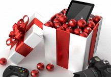 Buy tech as a Christmas present. Image Credit: Argyll Free Press
