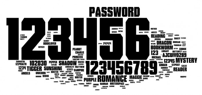 Companies like Apple and Google have attempted to move security into a post-password world with features like fingerprint or iris recognition. Image Credit: NightLionSecurity