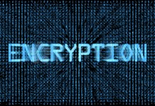 Encryption is growing and the ever watchful eyes of user data. Image Credit: bitcoin