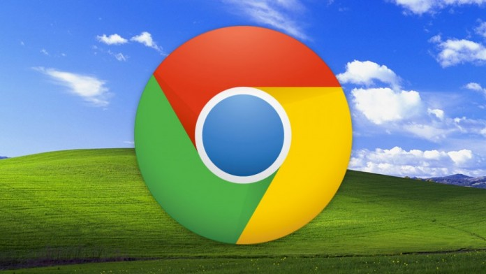 Starting April 2016, Chrome will not support Windows XP and Windows Vista. Image Credit: Tekrevue
