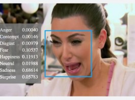 Microsoft's AI detects your emotions. Image Credit: Tnwcdn
