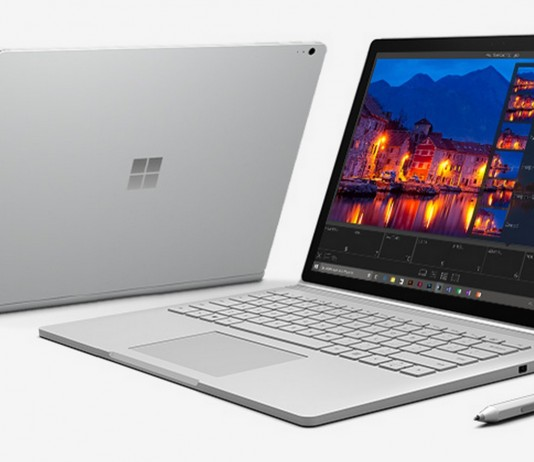 Microsoft Surface Book was announced last month and has been generally positively reviewed. Image Credit: PcWorld