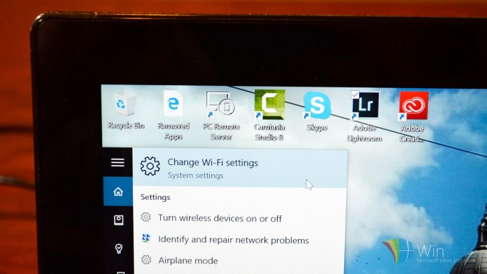 Take control of Wi-Fi sharing and expensive metered connections in Windows 10. Image Credit: WinBeta