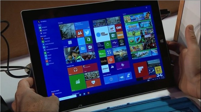 Today's release is the final version of a big new Windows 10 update that will arrive to everyone next week. Image Credit: The Inquirer