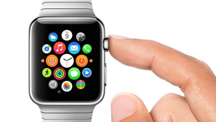 Apple Watch becomes distinctly un-watch-like when you have to charge it. Image Credit: MacWorld