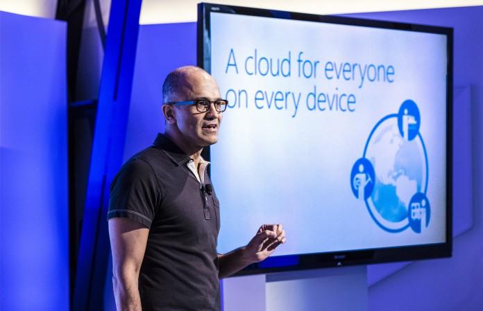 Microsoft CEO Satya Nadella. Image Credit: Microsoft