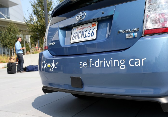 Google in talks with Ford Motor Co to help build the Internet search company's autonomous cars. Image Credit: cbs1037litefm