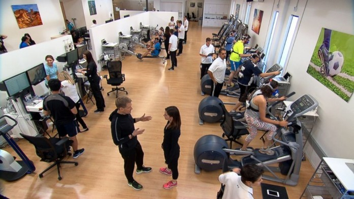 Another of Apple's Top Secret labs is the Health and Fitness Lab for Apple Watch Development. Image Credit: ABCNews