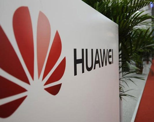 China's Huawei Technologies Co Ltd aims to become the world's third-largest data storage provider by 2018. Image Credit: Indian Express