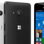 The Lumia 550 features a 4.7-inch HD display and comes in matte black and glossy white. Image Credit: Gadget