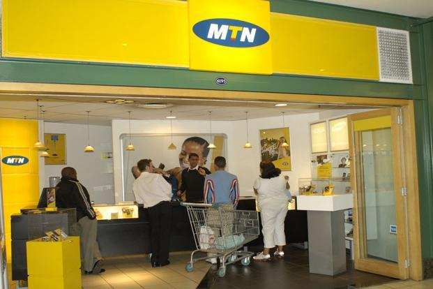 On Monday April. 22, 2013, Staff of MTN Nigeria work during the launch of mobile number portability in Lagos, Nigeria . Image Credit: Gistroot