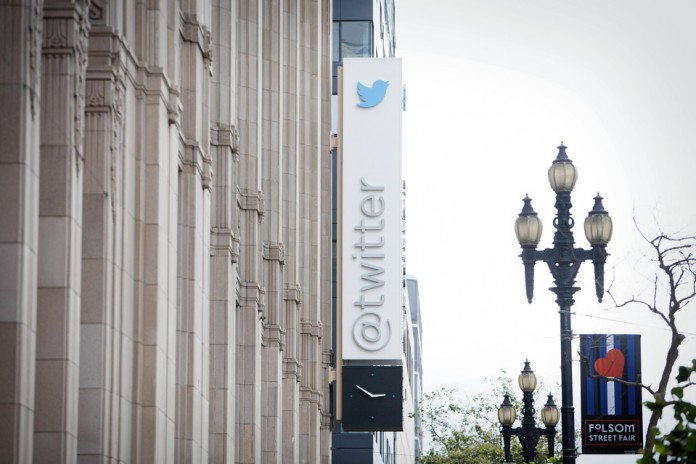 The Twitter offices headquartered in downtown San Francisco, California, United States. Image Credit: WSJ