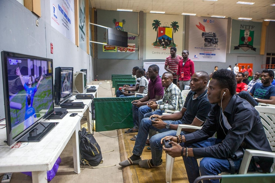 The gaming industry is gaining traction globally as the newest form of entertainment and East Africa has also not been left behind. Image Credit: The Guardian Nigeria