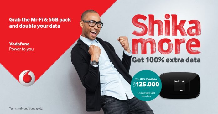 Photo courtesy: Vodafone Uganda