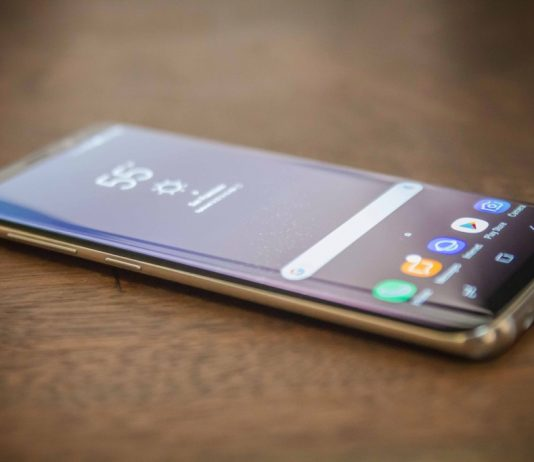 The Official Galaxy S8. Image Credit: Venture Beat
