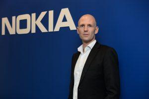 Joachim Wuilmet, Head of Customer Marketing and Communications MEA. (Photo Courtesy)