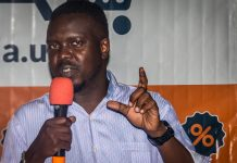 Jumia Uganda Country Manager, Ham Namakajjo. (Photo by: twitter @iam__one)