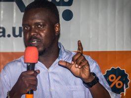 Jumia Uganda Country Manager, Ham Namakajjo. (Photo by: twitter @iam__one)