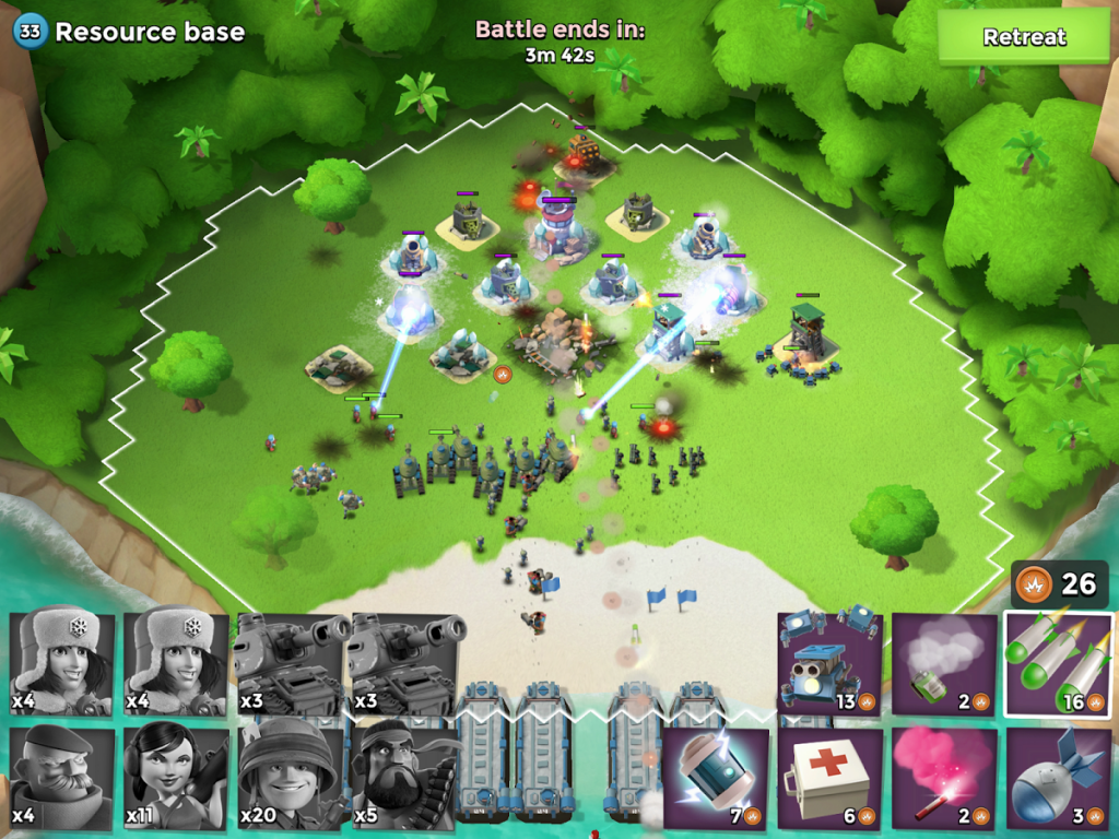 Best Strategy And Moba Games For Mobile And Tablets Pc Tech Magazine