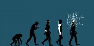 Technology has indeed put a tracker on every single one of us.(Photo Credit: Steemit)