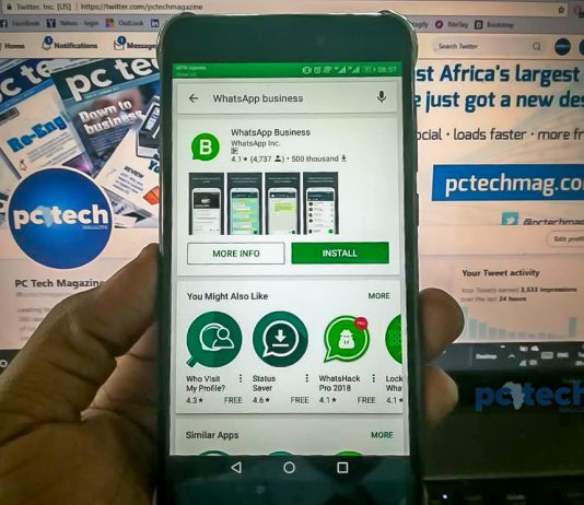 WhatsApp Business App is now available in Uganda. iOS users will have to wait a bit longer.