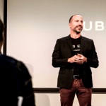 Dara Khosrowshahi; Uber Technologies CEO. (Photo Courtesy: Tech in Asia)